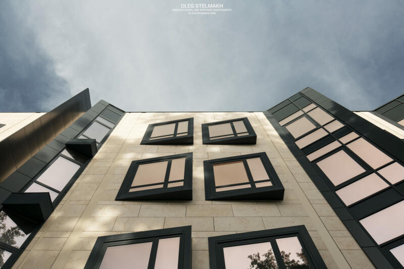 Архитектурная фотосъёмка. Таунхаус Struetinsky