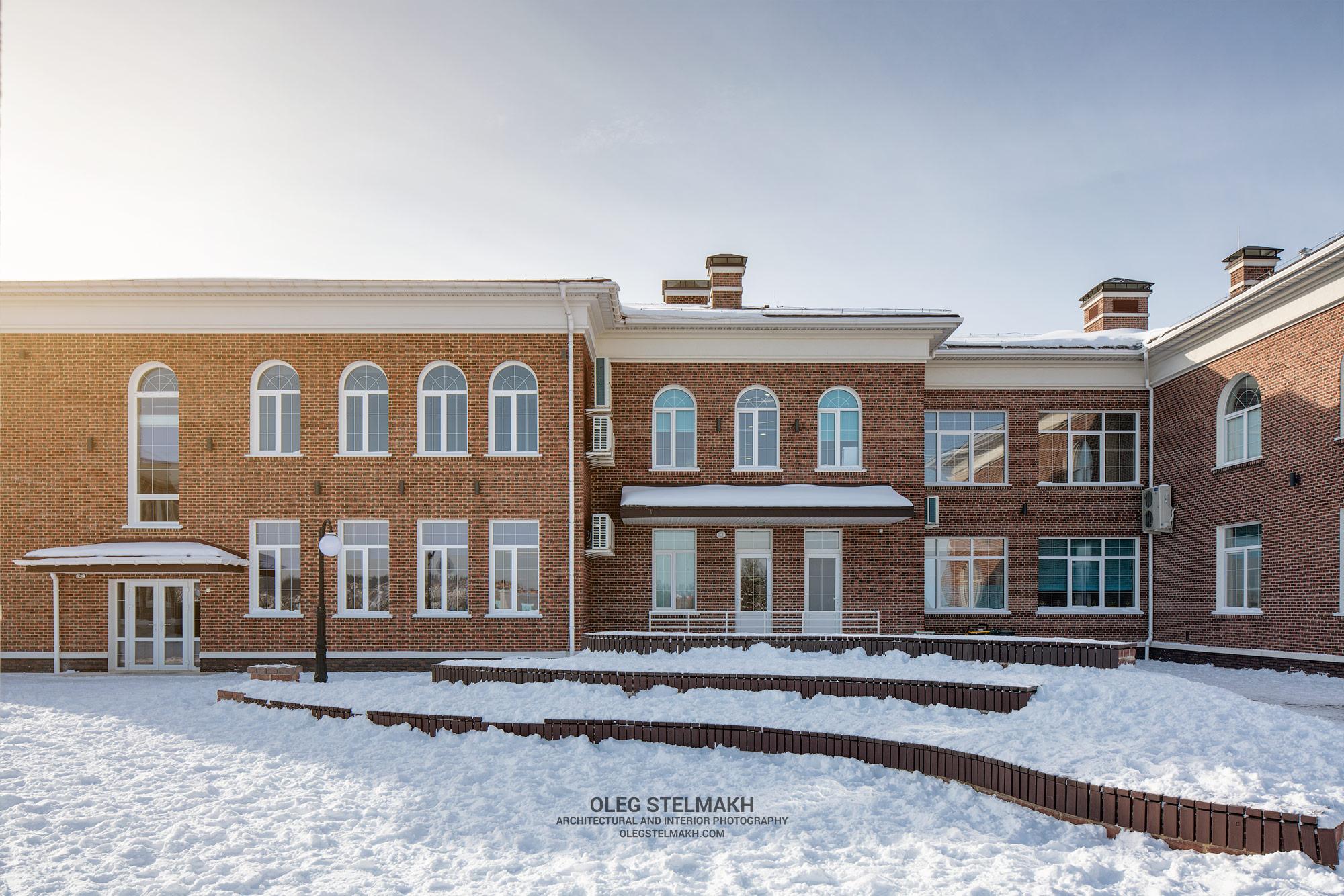 Местная частная школа